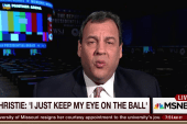 Christie: Hillary has a 'near socialist'...