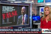 Fact-checking the GOP debate