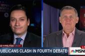 GOP debate reveals divide over immigration