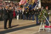 President Obama honors veterans