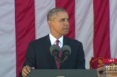 President Obama: 'Hire a vet'
