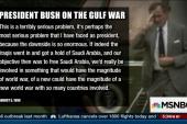 Author discusses Bush's private recording