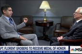 Army Captain to be awarded Medal of Honor