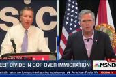 Deep divide GOP over immigration