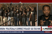 Trump: Mizzou Protests Are 'Disgusting'