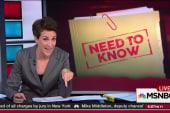 Politicians' 'secret information' a red flag