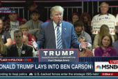 Trump: I don't want someone pathological