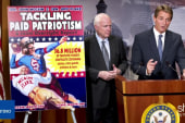 How the 'paid patriotism' scandal began