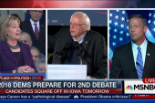 Can Sanders upstage Clinton at next debate?