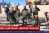 Reporter delivers latest from Sinjar