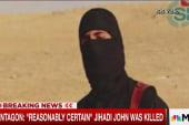 Pentagon: 'Reasonably certain' ISIS...