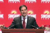 Rubio: 'I will cancel the deal with Iran'