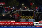 Details from Paris so far (9 p.m. ET)