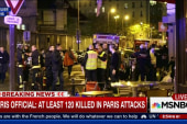 Paris massacre triggers desperate panic