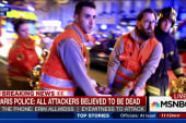 Eyewitness describes what she saw in Paris