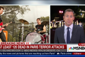 Band members escape from Bataclan shooting