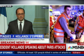 Hollande: This is 'an act of war'