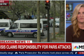 ISIS claims responsibility for attacks: AP