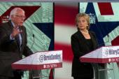 Paris attacks take centerstage at Dem debate