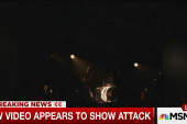 New video appears to show attack