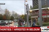 Authorities: Seven arrested in Belgium