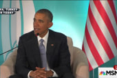 Obama: Attacks are strike 'on civilized...