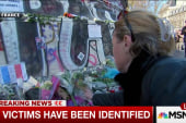 Paris in mourning after deadly attacks