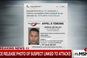 French police release photo of suspect