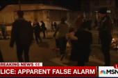 Police: Apparent false alarm at Paris plaza