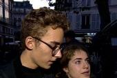 Female eyewitness: 'I'm so sad, I'm so...