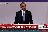 Obama: We are united against ISIS