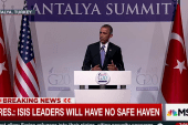 Obama: US boots on the ground would be a...