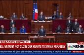 Hollande: 'France is at war'