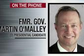 O'Malley responds to Paris attacks
