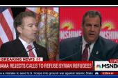 GOP seeks to block Syrian refugees