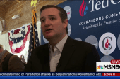 Cruz quick to exploit right's refugee fear