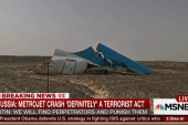 Russia: Metrojet crash 'definitely'...