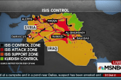 US averaging 8 airstrikes a day