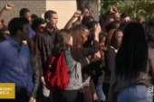 U.S. universities rally and rise up...