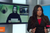 Anonymous hacktivists vs. ISIS