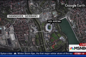 Fmr German Defense minister on stadium threat