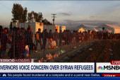 Gov. shares concerns over Syrian refugees