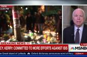 McCain: Paris Attacks a 'Wake-Up Call'