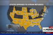 More governors seek to block Syrian refugees
