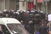 Major police operation still underway in...