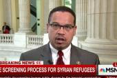 Muslim congressman: US Muslims feeling...