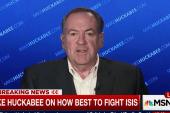 Huckabee: Obama needs to protect America