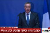 Paris prosecutor: Alleged mastermind not...