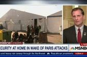 Security at home in wake of Paris attacks