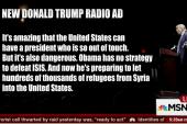 Trump releases ad on Paris attacks,...